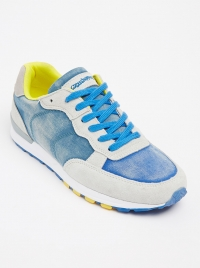 Grasshoppers Jake Washed Sneakers Blue