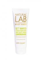 Natural Lab Lemongrass Bodywash
