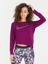 Nike Training Dry Top Magenta