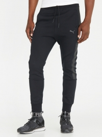 PUMA Evo Core Sweat Pants Black