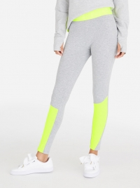 PUMA Transition Capri Leggings Yellow