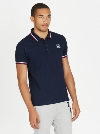 Polo Sport Tipped Golfer Navy
