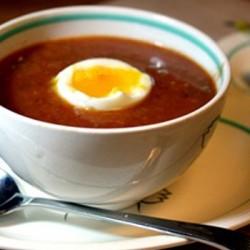 Smokey Paprika Chickpea Soup