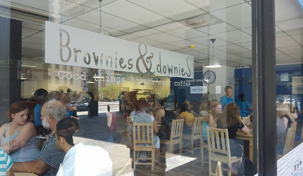 Brownies and Downies: Turning Coffee into Social Change