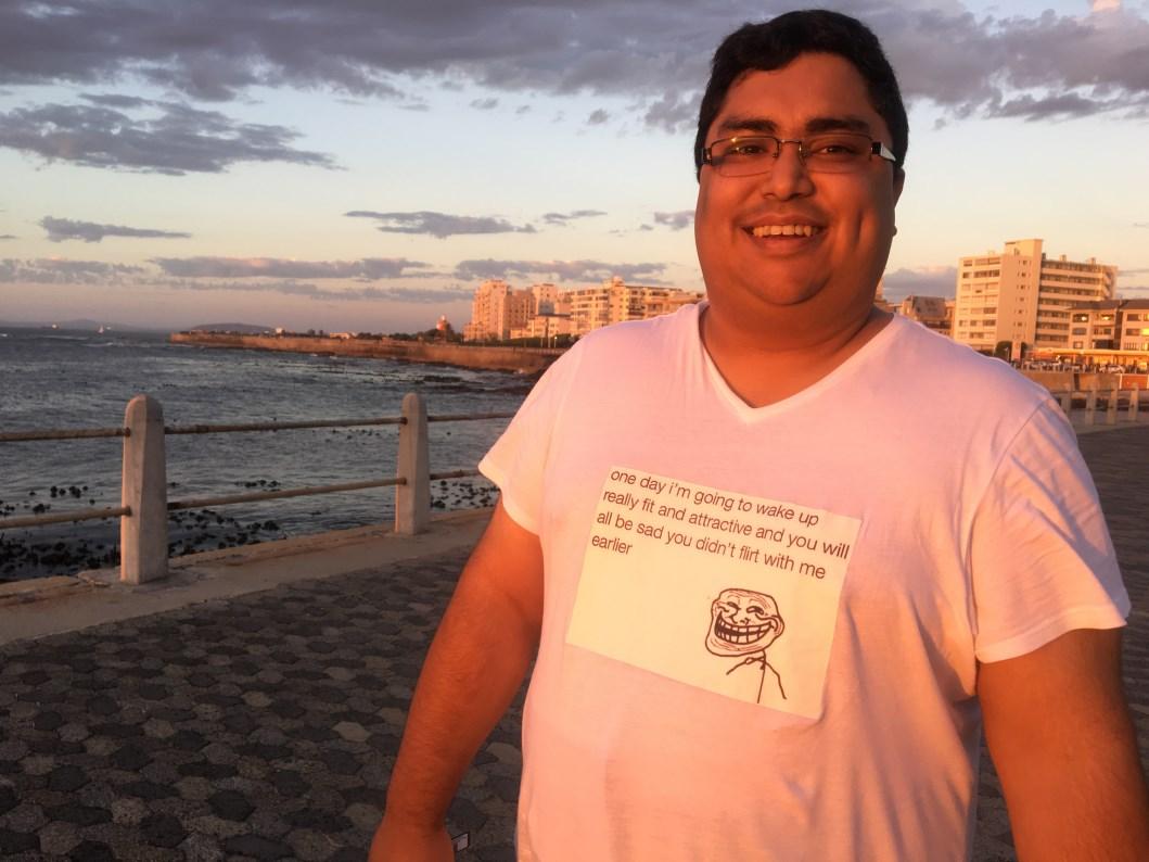 Reyaaz Hanekar Diabetes story