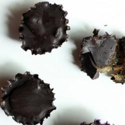 sugar free chocolate caramels