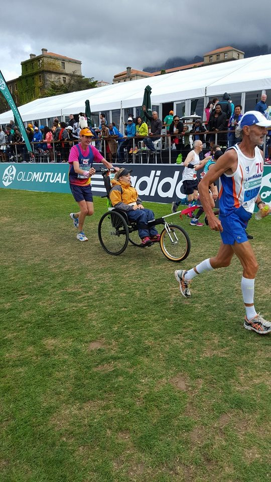 Anita Engelbrecht & Hilton Murray Two Oceans