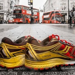 Saucony Guide 9 London Limited Edition