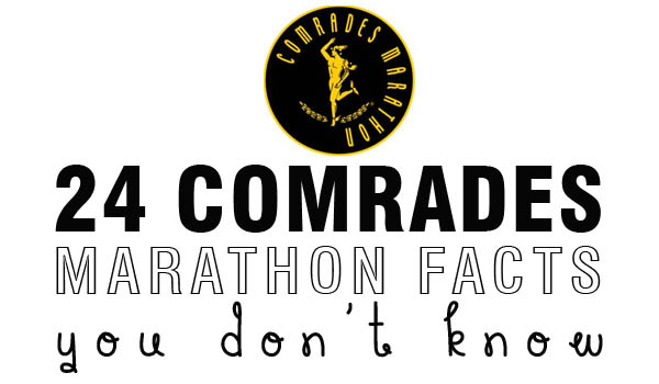 24 Caomrades marathon facts