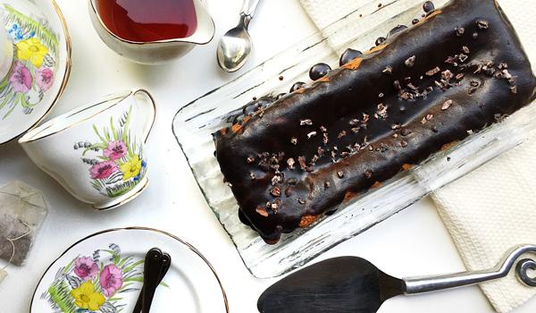 Cacao Nib Cake