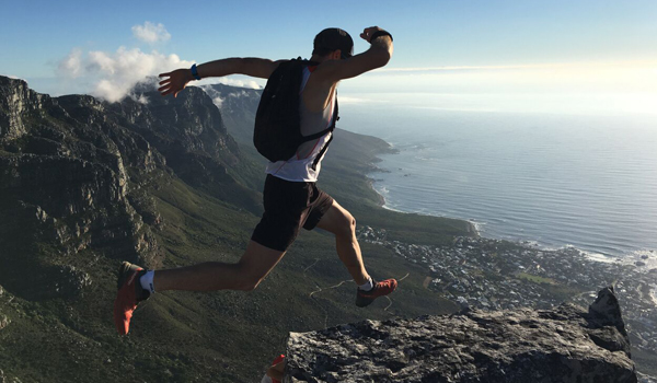 How Christiaan Greyling turned a week on Table Mountain into a Starting Chance