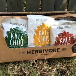 The Truth about Kale's Rise to Popularity {+ Herbivore Kale Chips Giveaway]