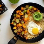 Nourishing Roasted Vegetable Bowl