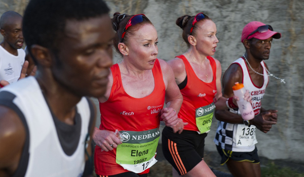 Where were all the Russians at the 2016 Comrades Marathon?