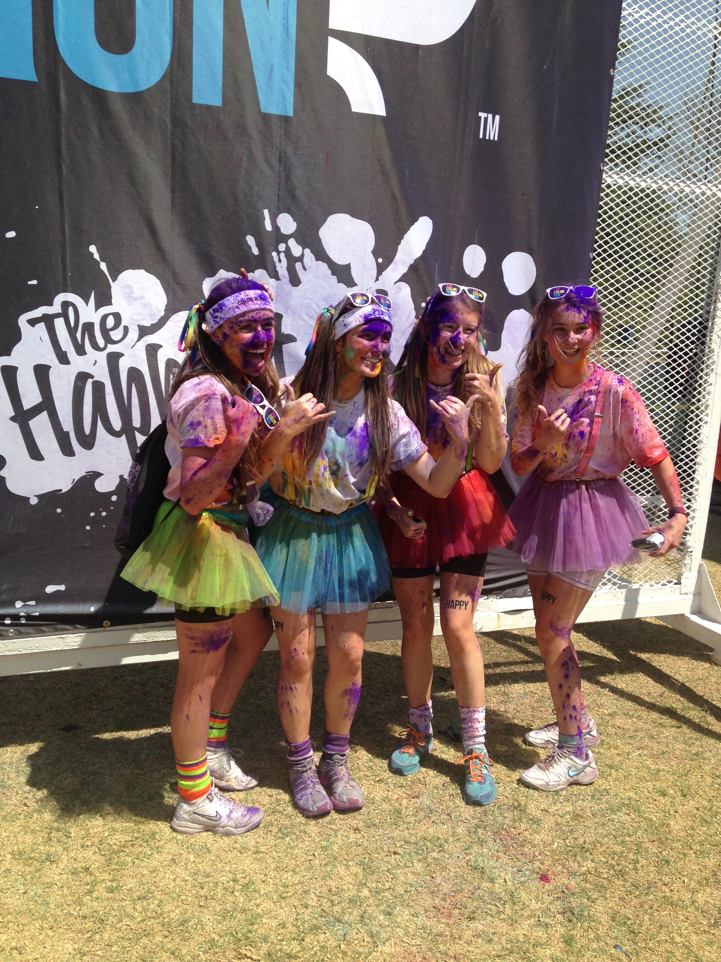 The Color Run Johannesburg