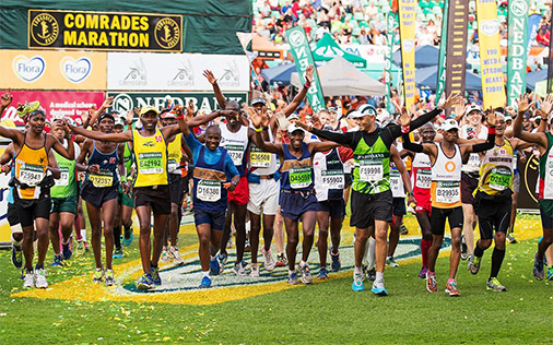 Comrades Marathon Tips for the Novice