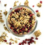 Herbivore Super Cereal - Cocoa coconut and pomegranate Chia Breakfast Parfaits