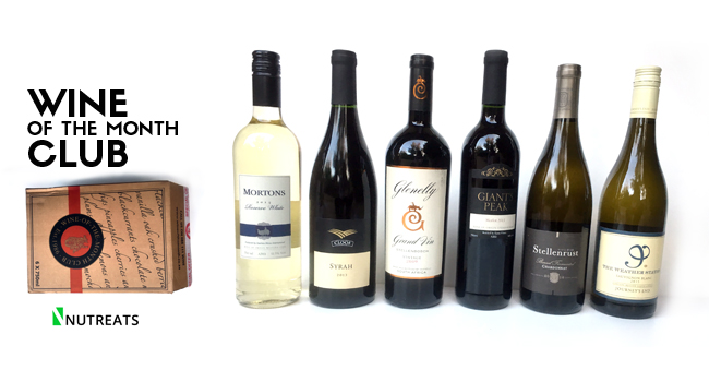 The Best Subscription Box Services in South Africa - Wine of the month club
