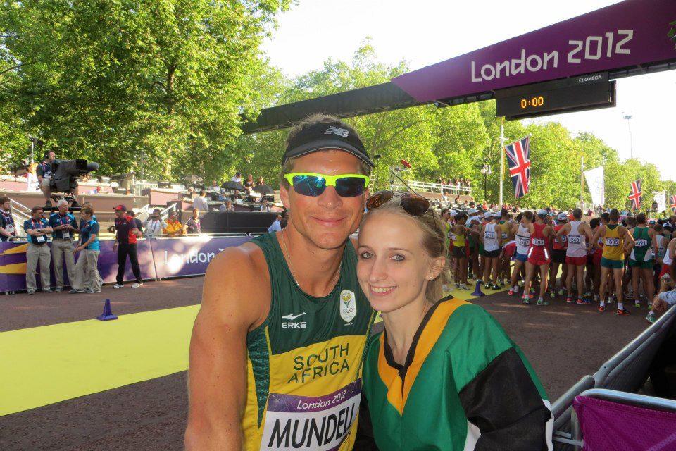 Marc Mundell: Walking into Rio 2016