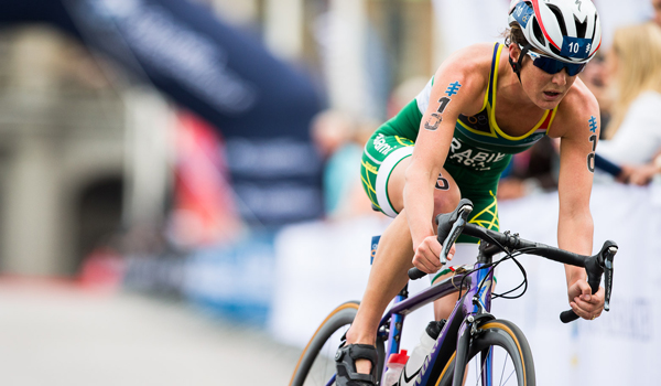 Mari Rabie - the Triathlete is Back and Headed for Rio 2016