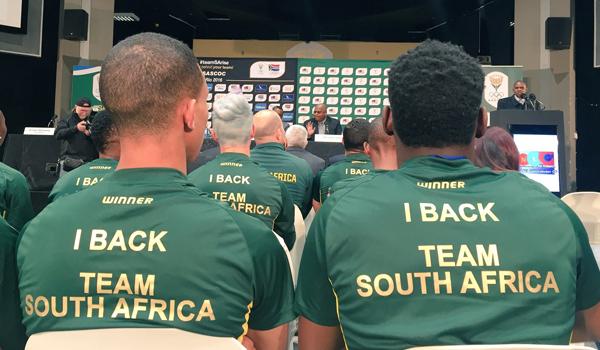 Team SA to Rio Olympics 2016