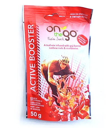 The 10 Best Healthy Snacks Under R16 on the go Active Booster