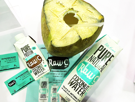 5 Best Healthy Foodie Finds from the Good Food and Wine Show - Raw C Coconut Water