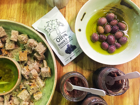 5 Best Healthy Foodie Finds from the Good Food and Wine Show - The Olive Factory