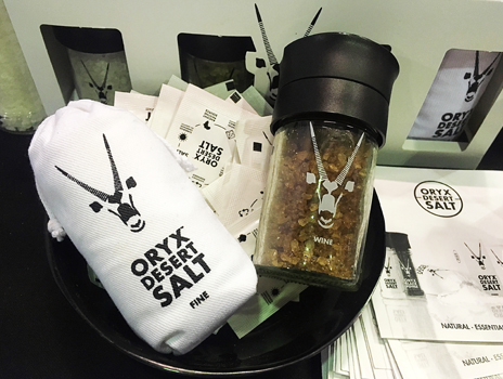 5 Best Healthy Foodie Finds from the Good Food and Wine Show - Oryx Desert Salt