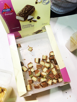 5 Best Healthy Foodie Finds from the Good Food and Wine Show - Atkins Endulge Bar