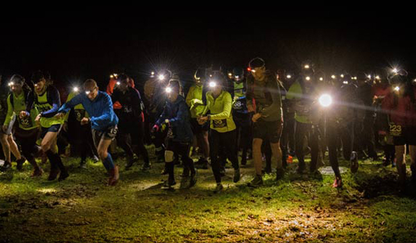 The hottest new Night Trail Run series in Joburg