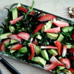 Rainbow Swiss Chard Salad Recipe