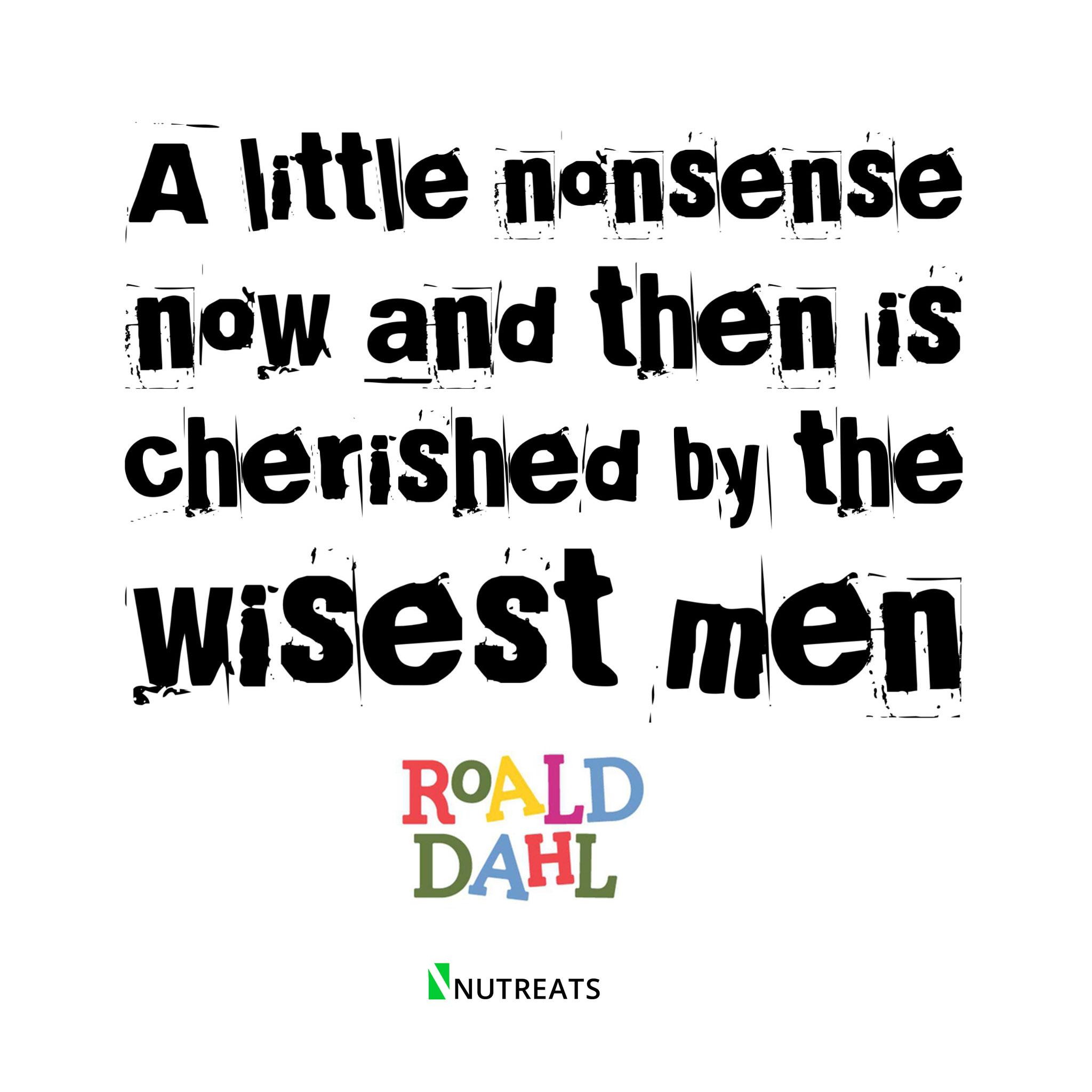 The best Roald Dahl Quotes