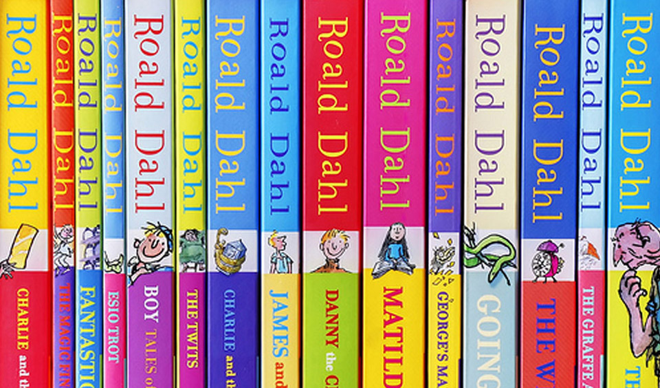 The best Roal Dahl Quotes