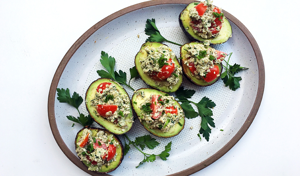 vegan-tuna-salad-stuffed-avocados