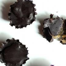 Raw Chocolate Caramels
