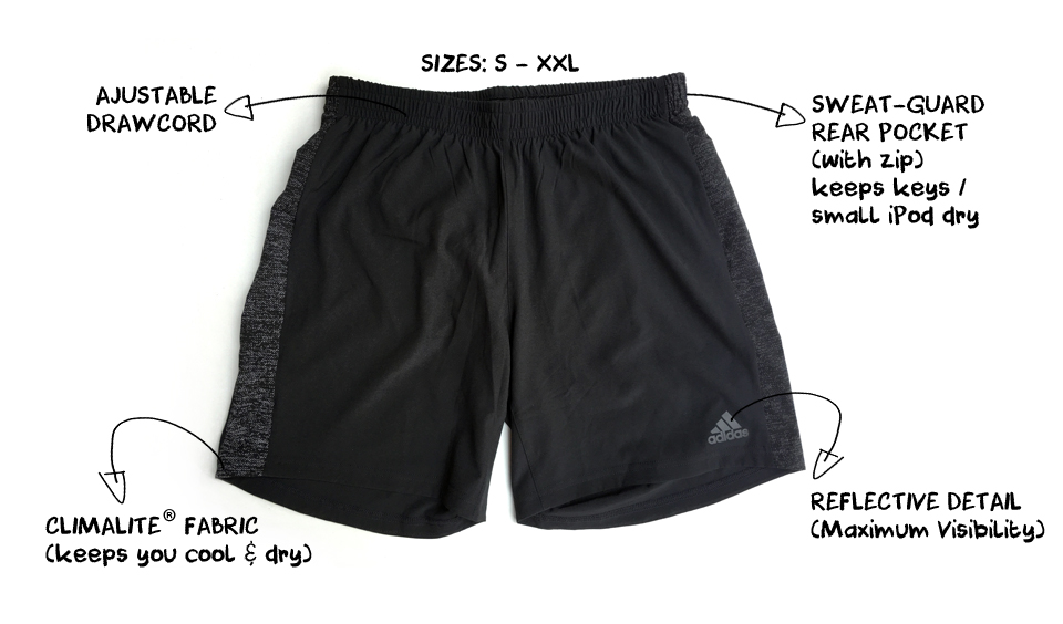 The Best Running Shorts for Men this Summer - adidas supernova men