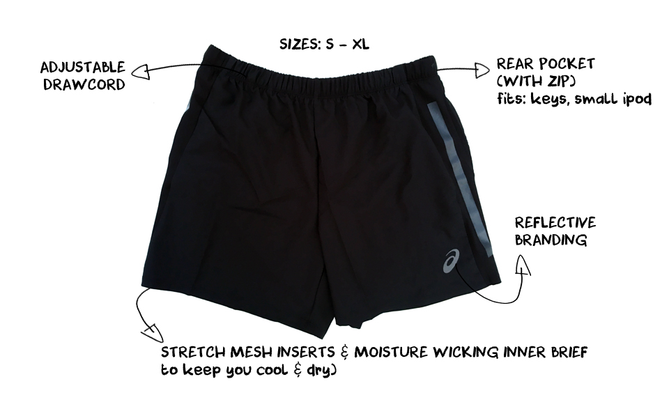be79653563e The Best Running Shorts for Men this Summer Asics 5 inch running shorts