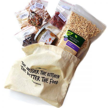 Make Your Own Healthy Rice Crispy Treats Kit