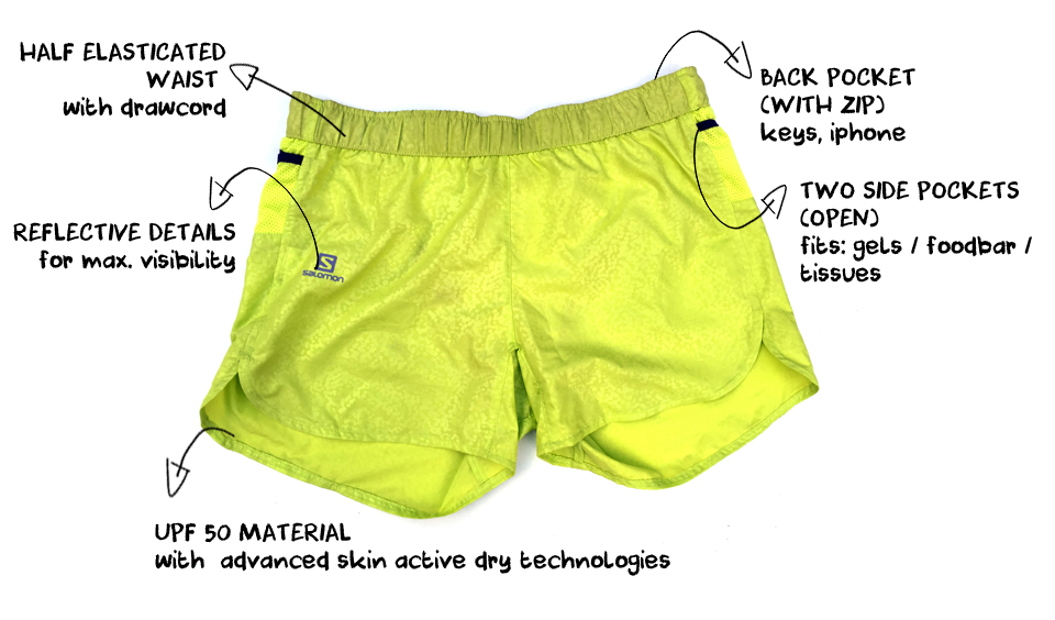 The Best Running Shorts for Women this Summer Salomon Trail Short