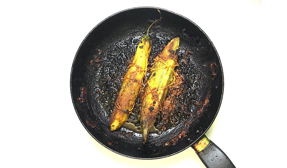 Weird Vegetables: What they are and How to Eat them - fried karela