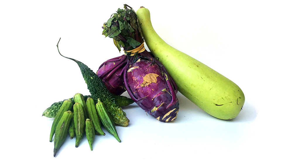 Weird Vegetables: What they are and How to Eat them
