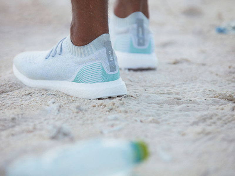 Eco Friendly Athletic Wear - Adidas parley