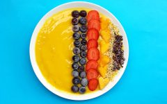 Maca Mango Smoothie Bowl