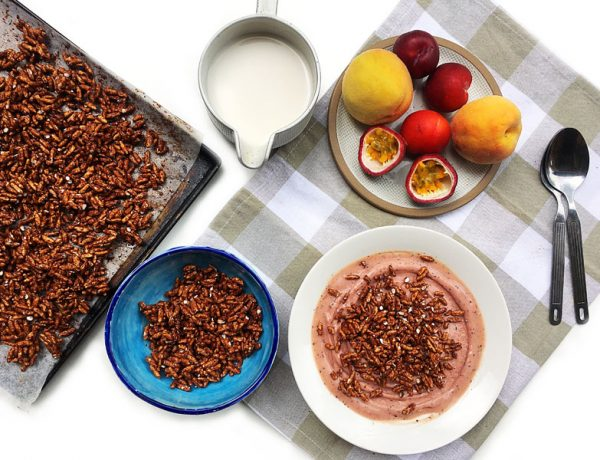 How to Make Homemade Healthier Coco Pops