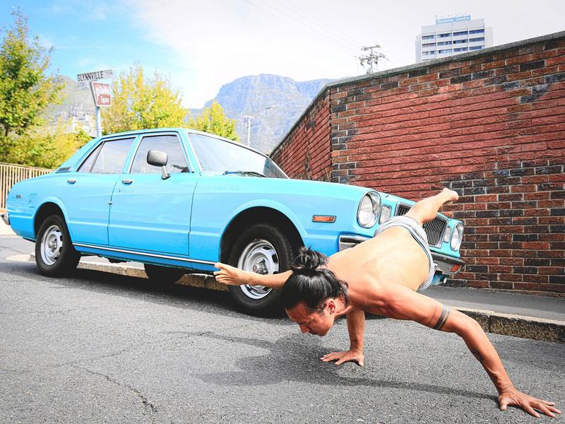 Why I Yoga - Bruce Chung