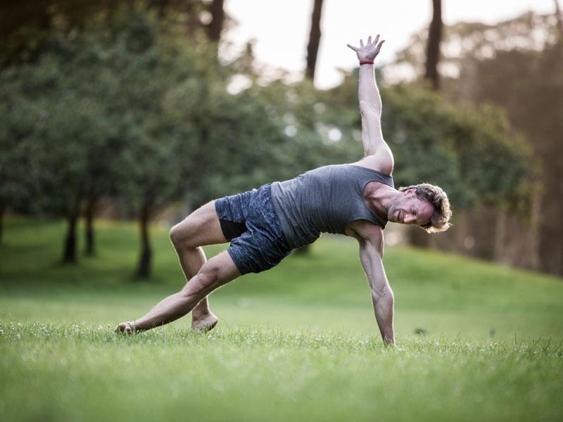 Why I Yoga - Steve-Roberts