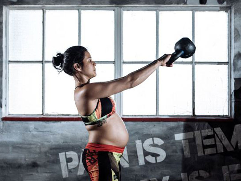Cape Cross Fit's Tash King on keeping fit During Pregnancy