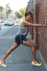 Do you wear Makeup for Working Out? kamini-pather