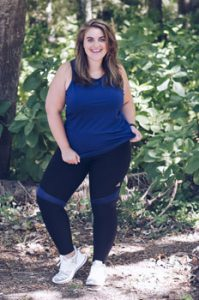 Do you wear Makeup for Working Out? Tracey Lee Lusty
